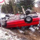 Wypadek w Wilczkowie...28,01,2015