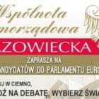 Debata Europejska - Iłów