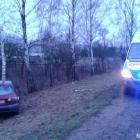 10 lutego Wypadek w Chmielewie...
